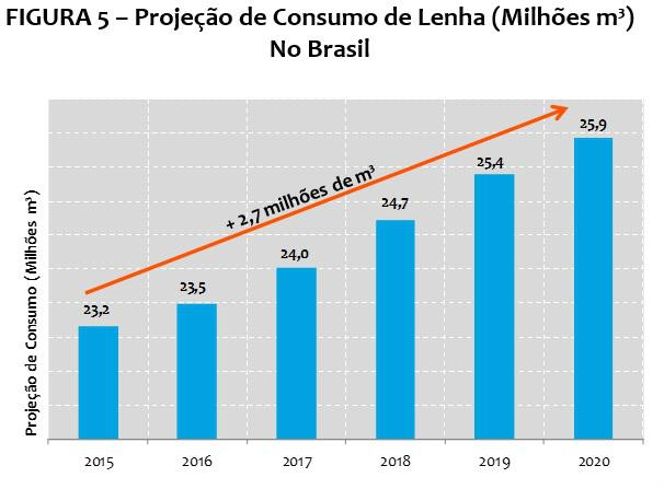 Fonte do IBGE (Base 2015) e FAO, baseado em cálculos da CONSUFOR